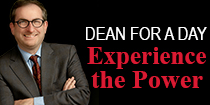 2016 Dean for a Day Contest