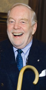 The Honourable Ian Scott