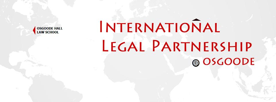 International Legal Partnership@Osgoode