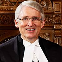 Justice Peter Lauwers