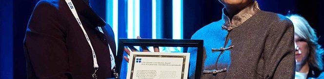 Jinyan Li CTFContribution Award