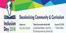 Inclusion Day Symposium