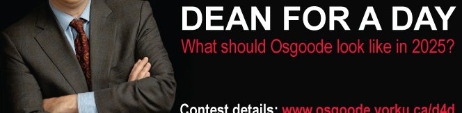 2018 Dean for a Day Contest