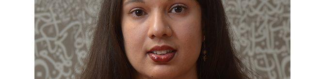 2018 Genest Global Lecturer Usha Natarajan