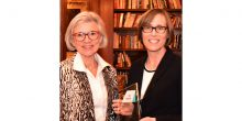 Beverley McLachlin and Janet Walker