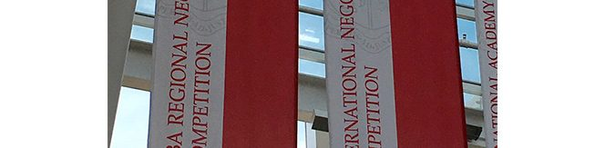 Mooting banners
