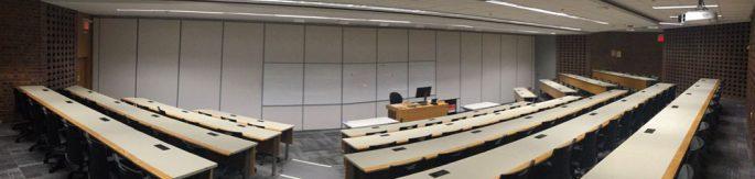Upper Moot Court Room