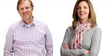 Trevor Farrow and Shelley Kierstead